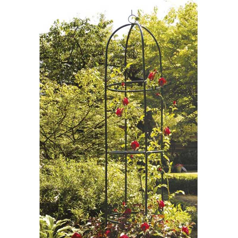 rosens ule rosenbogen rankgitter rosengestell rosen rankhilfe blumengitter 1 85m ebay. Black Bedroom Furniture Sets. Home Design Ideas