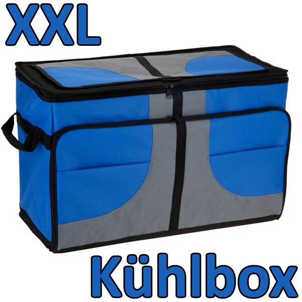 xxl k hltasche 60 l k hlbox camping tasche thermobox. Black Bedroom Furniture Sets. Home Design Ideas
