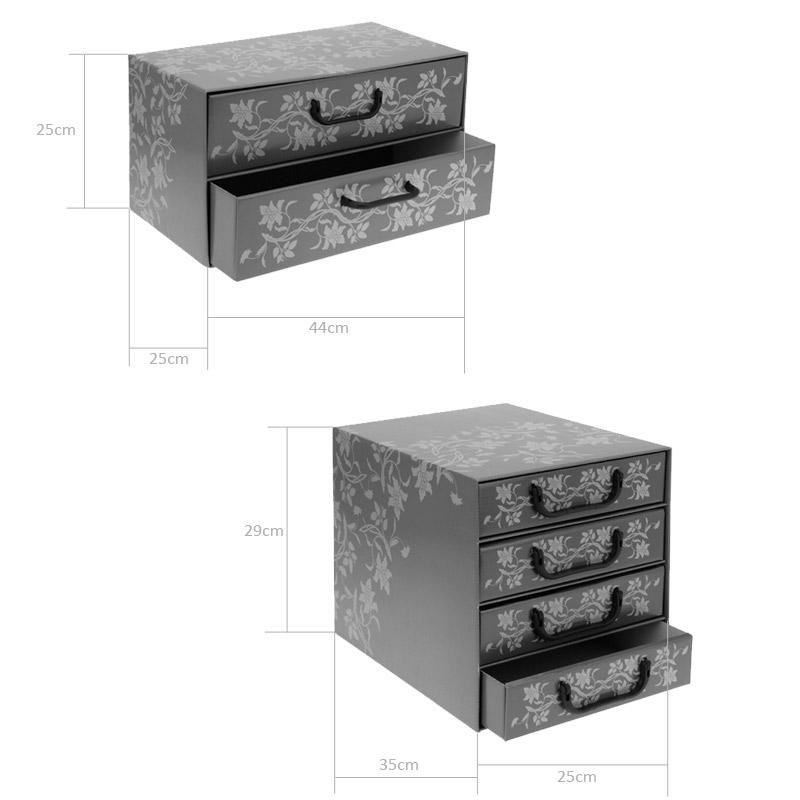 aufbewahrungsbox faltbox karton schubladenbox aufbewahrungskiste kiste pappe neu. Black Bedroom Furniture Sets. Home Design Ideas