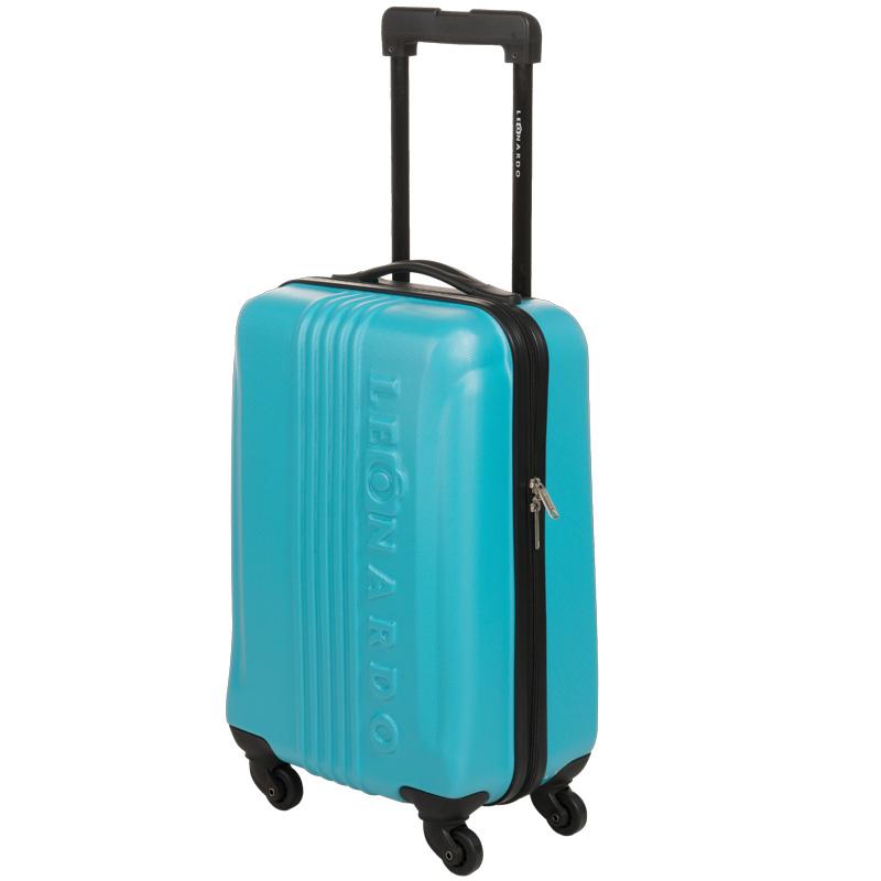 leonardo hartschalen boardcase handgep ck trolley reise koffer 360 rollen ebay. Black Bedroom Furniture Sets. Home Design Ideas