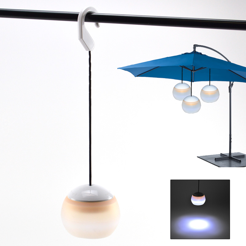 led h ngelampe gartenlampe camping zelt lampe laterne lampion garten flexibel ebay. Black Bedroom Furniture Sets. Home Design Ideas